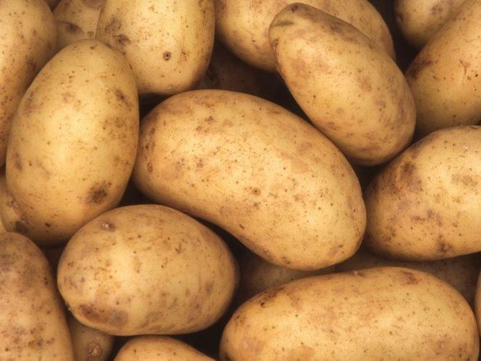 Les pommes de terre font partie des choses incroyables à nettoyer dans le lave-vaisselle.