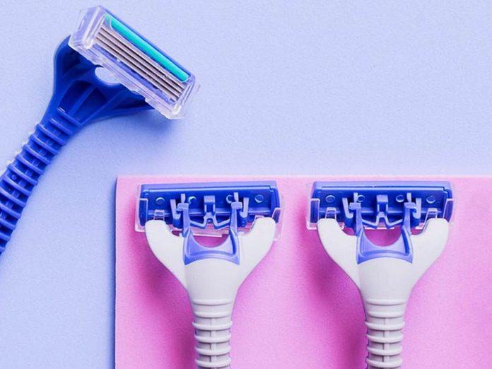 Les rasoirs font partie des choses incroyables à nettoyer dans le lave-vaisselle.