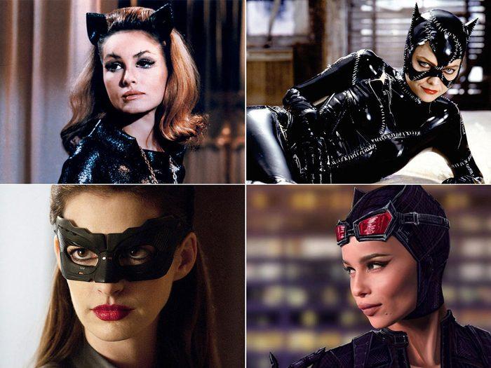 Catwoman fait partie des méchants qu'on aime dans les films.