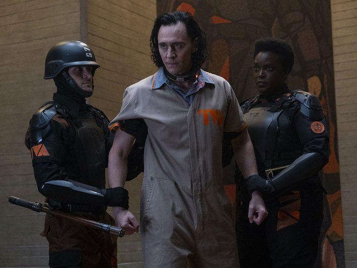 Loki fait partie des méchants qu'on aime dans les films.
