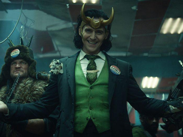 Les méchants (qu'on aime) dans les films.