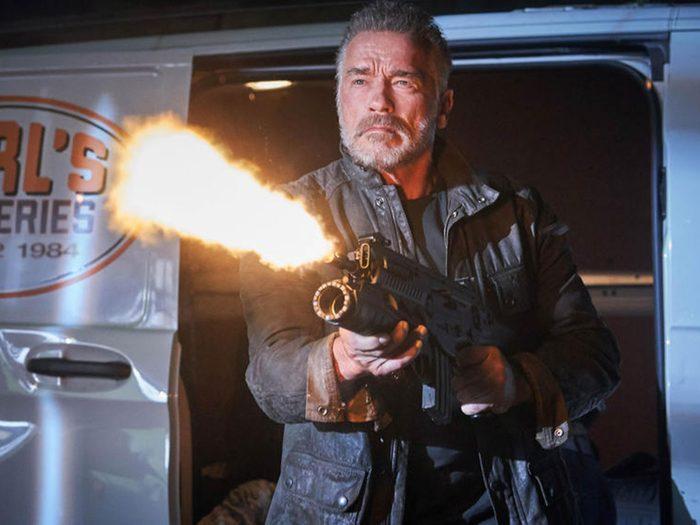 Terminator fait partie des méchants qu'on aime dans les films.