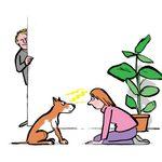 Télépathie: découvrir ce que pense mon chien