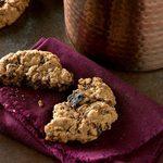 Biscuits à l'avoine et au chocolat mexicain