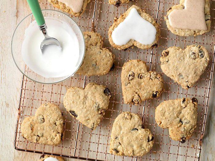 Recette De Biscuits A L Avoine Coeur Arriere Grand Mere