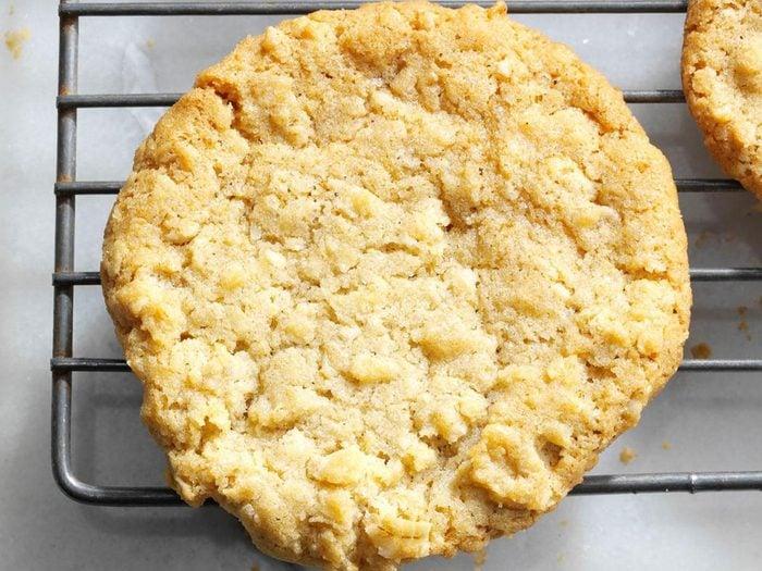 Recette De Biscuits A L Avoine Croquants