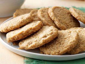 Biscuits au gruau