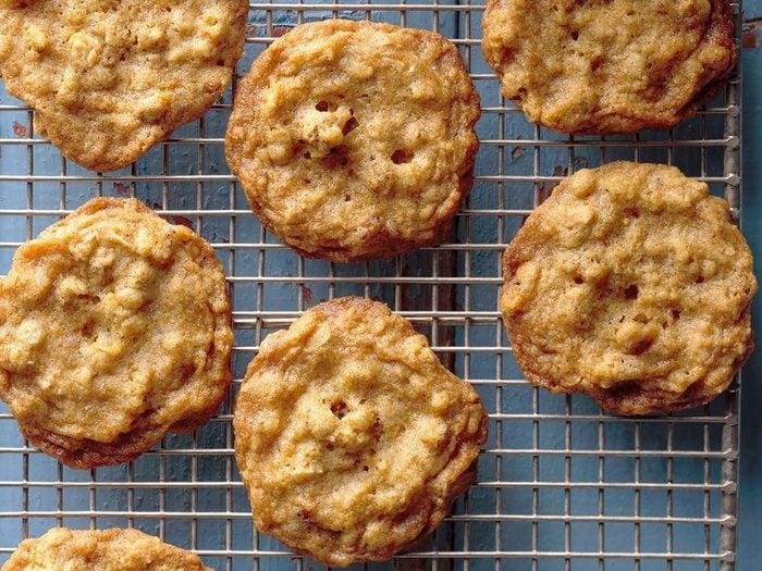 Recette De Biscuits A L Avoine Melasse