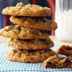 Biscuits moelleux à l'avoine