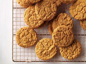 Biscuits à l'avoine et au pain d'épice
