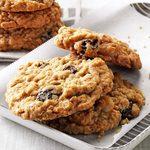 Biscuits succulents à l'avoine