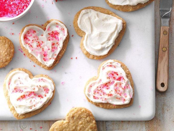 Recette De Biscuits A L Avoine Sur Mesure Glacage