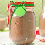 Mélange de chocolat chaud à la menthe