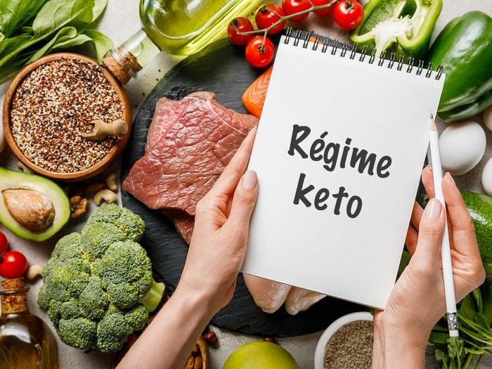 Des recettes pour commencer la journée avec le régime keto.