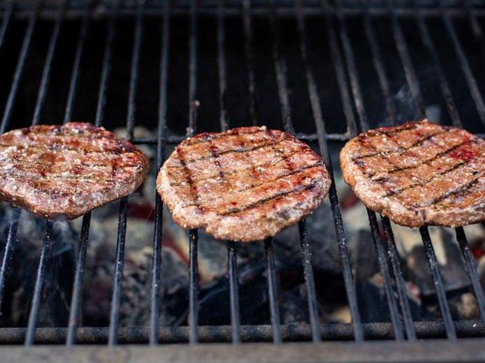 Les repas de restauration rapide sont à éviter dans le cadre d'un régime keto.