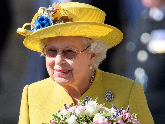 Un processus existe afin que la Reine Elizabeth n'abdique pas.
