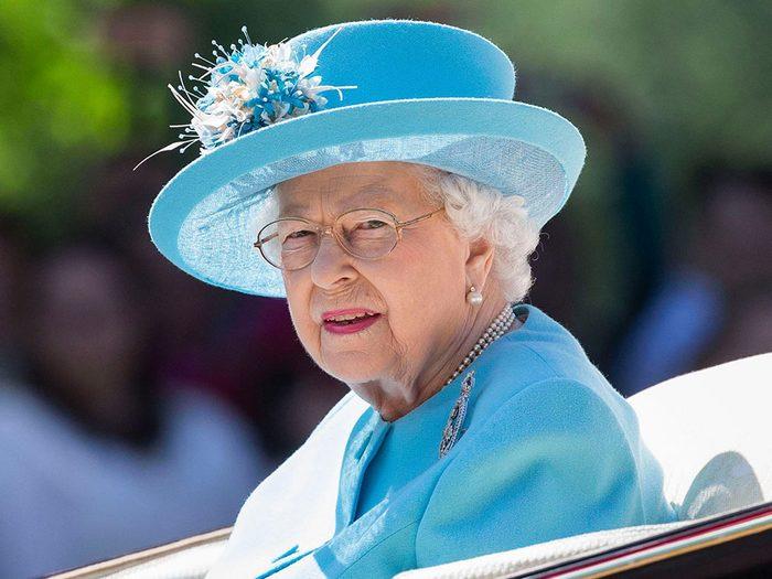 Reine Elizabeth: le règne est sa mission.