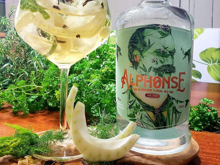 La distillerie des Appalaches propose des produits sans alcool.