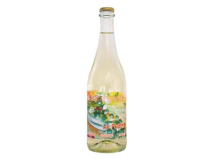 La cidrerie Le Somnambule propose des produits sans alcool.