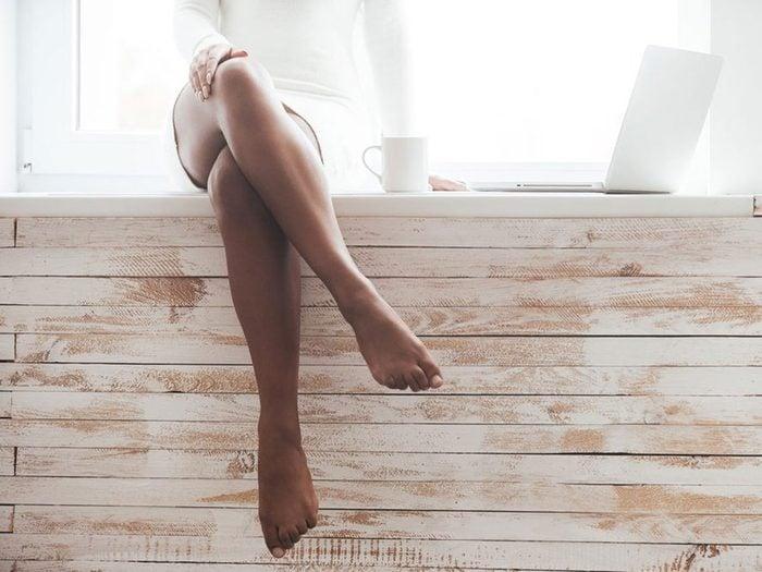 Ce que vous ne savez pas sur le sexe: les femmes ont des érections.