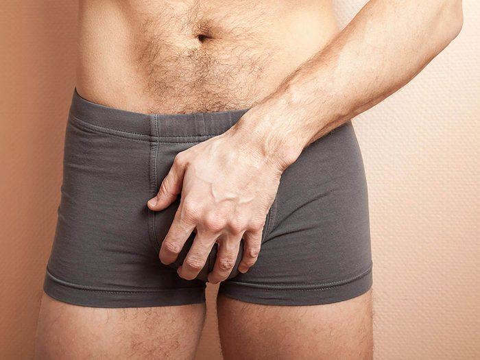 Ce que vous ne savez pas sur le sexe: les hommes peuvent avoir un orgasme sans éjaculer.