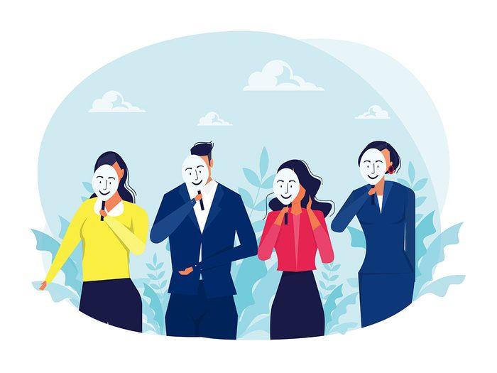 Le syndrome de l'imposteur peut être dans votre esprit, mais les gens qui vous entourent peuvent le déclencher ou l'aggraver en vous critiquant ou en vous rabaissant.