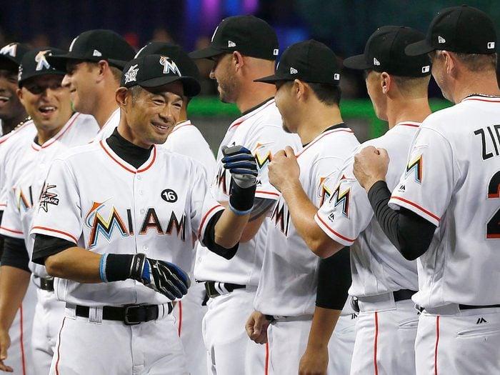 Vous pouvez acheter les Marlins de Miami avec 1 milliard de dollars.
