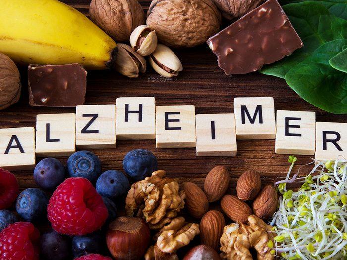 Il est fréquent qu'en vieillissant, on s'inquiète de sa mémoire et on redoute la maladie d'Alzheimer.