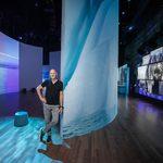 L'Exposition «Sous les glaces» avec Mario Cyr