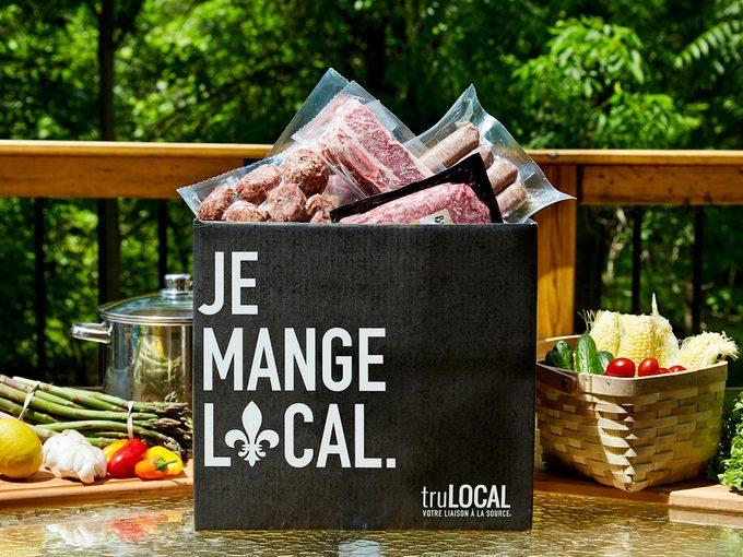 De la viande de qualité pour le barbecue tout au long de l'été.