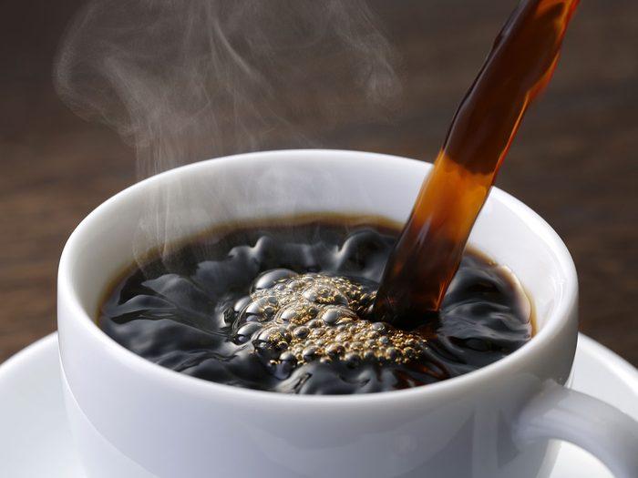 Le café est l'une des pires boissons pour s'hydrater.