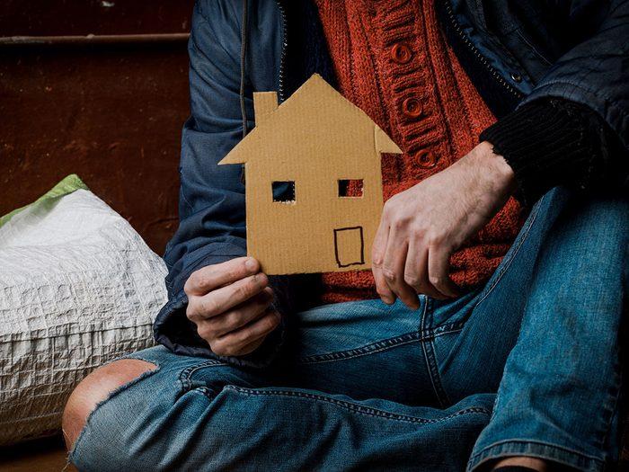 Bonnes nouvelles: mise en place d'un toit nouveau genre pour les sans-abri en Allemagne.