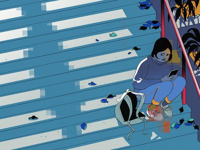 Cyberharcelement: le procès.