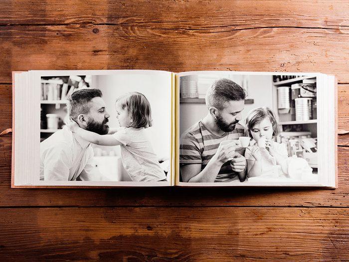 La fête des pères: une fête qui se contente du second rôle.