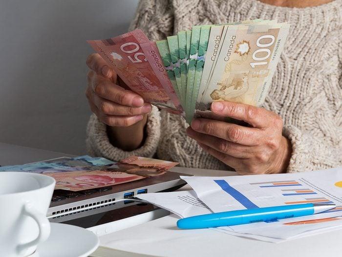 Les frais cachés du fonds de retraite.