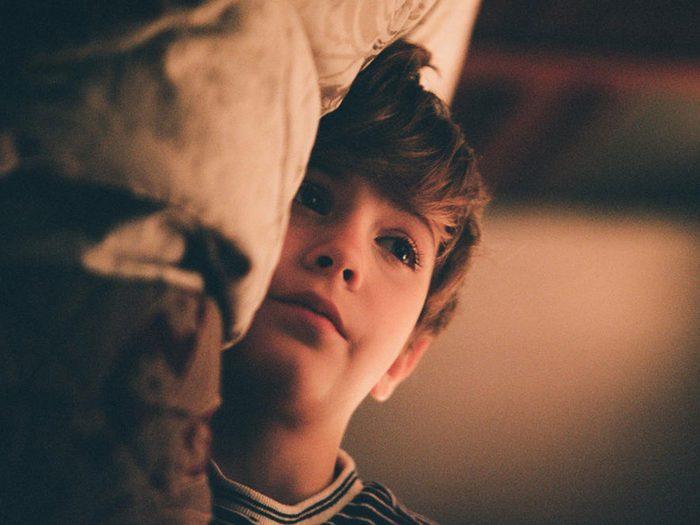 Jacob Tremblay a joué dans le film Ma vie avec John F. Donovan.