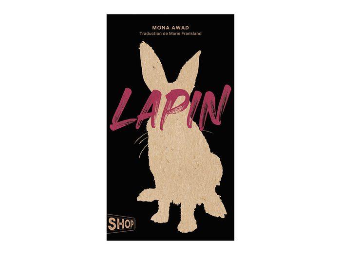 Lapin fait partie des livres à lire cet été.