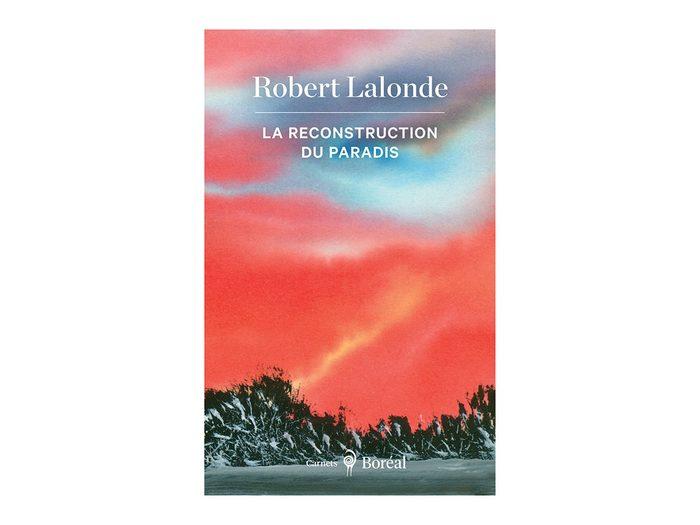 La reconstruction du paradis fait partie des livres à lire cet été.