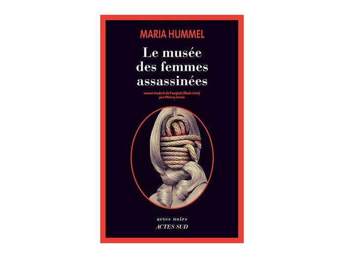 Le musée des femmes assassinées fait partie des livres à lire cet été.