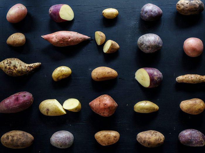 Les pommes de terre sont-elles bonnes pour vous?