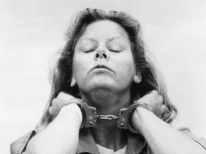 Aileen Wuornos fait partie des psychopathes les plus célèbres de l'histoire.