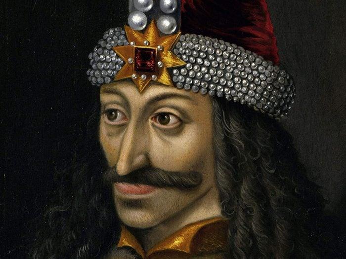 Vlad l'Empaleur fait partie des psychopathes les plus célèbres de l'histoire.