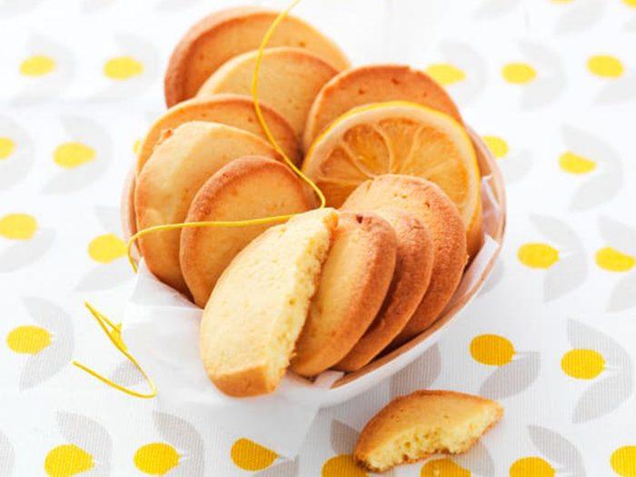 Recettes Avec Le Thermomix Biscuits Au Citron