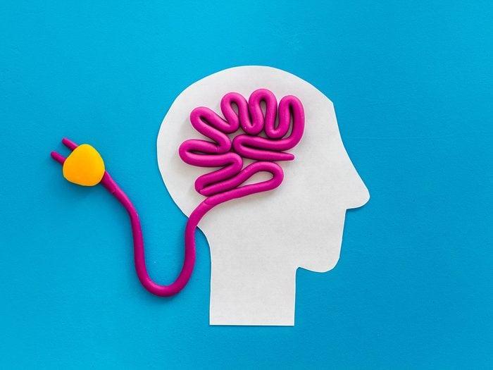 Électriser pour régénérer son cerveau.