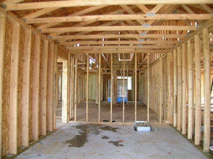 Démonter le garage pourrait être l'une des rénovations que vous regretterez probablement plus tard.