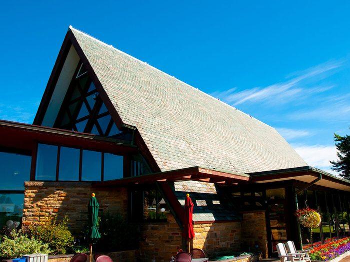 La maison d'Alexander Graham Bell fait partie des trésors cachés à découvrir au Canada.