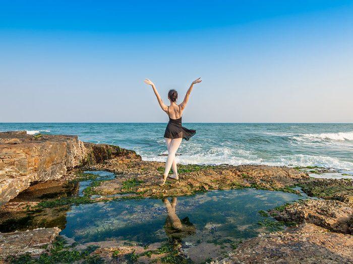 Le Ballet atlantique Canada fait partie des trésors cachés à découvrir au Canada.