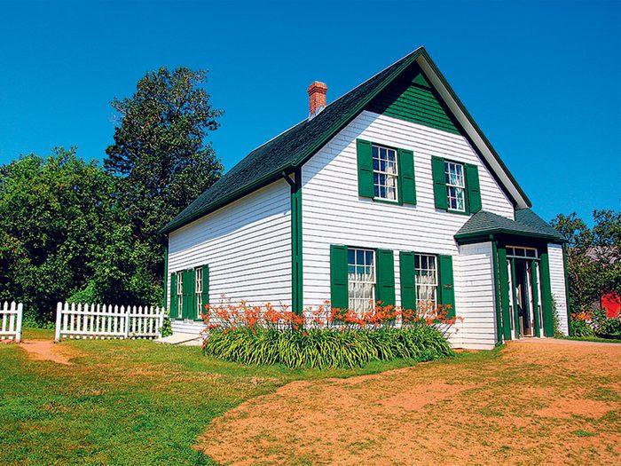 Green Gables fait partie des trésors cachés à découvrir au Canada.