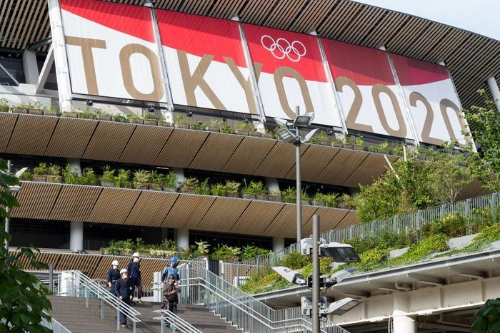 Jeux Olympiques Covid Tokyo