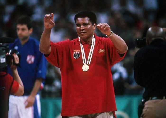 Jeux Olympiques Atlanta Muhammad Ali